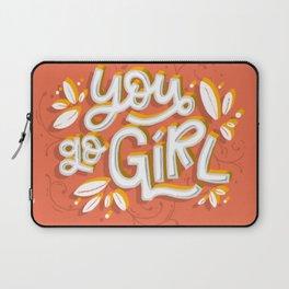 You go GIRL Laptop Sleeve