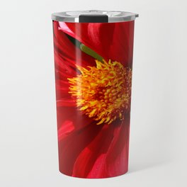 Red Is Beautiful Travel Mug