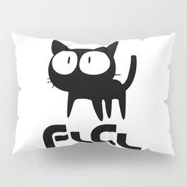 FLCL - Cat Pillow Sham
