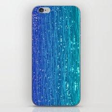 SEA SPARKLE iPhone & iPod Skin
