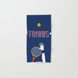 Tennis Hand & Bath Towel