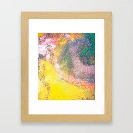 Random Bliss #abstract #modernart Framed Art Print