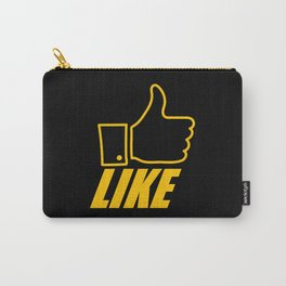 """""""Like"""" Carry-All Pouch"""
