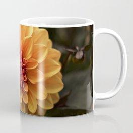 Flower Portrait - Fire Flower Coffee Mug