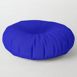 Planet Earth Blue Color Floor Pillow