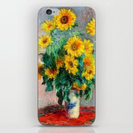 Bouquet of Sunflowers iPhone Skin