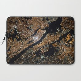 New York City Lights Laptop Sleeve