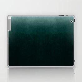 Ombre Emerald Laptop & iPad Skin