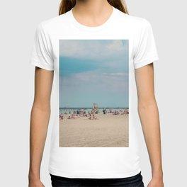 Beach Burnt in Chicago T-shirt