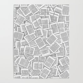 Literary Overload Poster