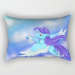Sky Pegasus Rectangular Pillow