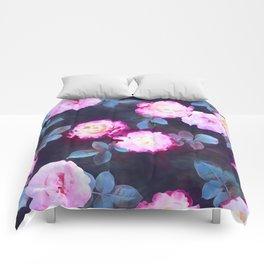 Twilight Roses Comforters
