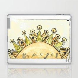 HOY SALE EL SOL Laptop & iPad Skin
