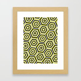 Hive No. 1 Framed Art Print