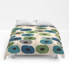 Broken Cobblestones Comforters