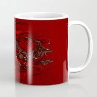 werewolf Mugs featuring Werewolf by Kivapo
