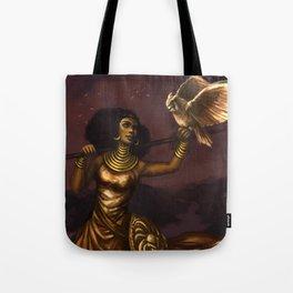 Goddess of Wisdom Tote Bag