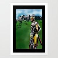 LeBron James, Return of the King Art Print