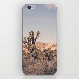 Scenes from Joshua Tree, No. 2 iPhone Skin