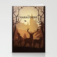 marauders Stationery Cards featuring The Marauders by sevillaseas