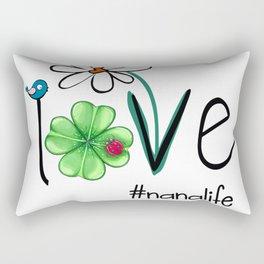 nanalife Rectangular Pillow