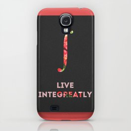 Live Integreatly iPhone Case