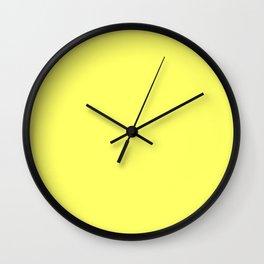 Lemon Slice Wall Clock