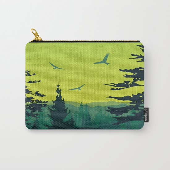 My Nature Collection No. 13 Carry-All Pouch