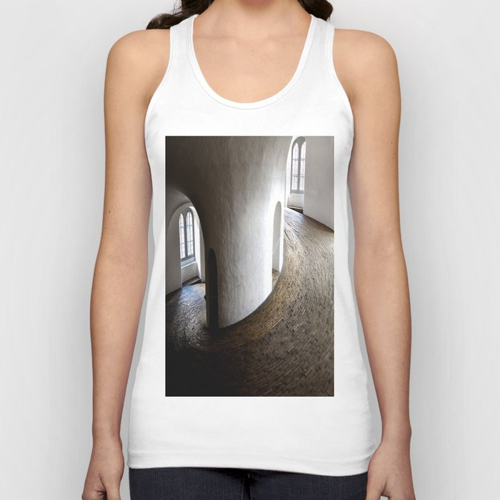 tower two Unisex Tank Top