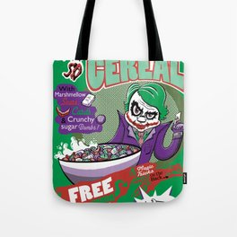 Why So Cereal?  Tote Bag