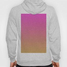 BOOGIE LIGHTS - Minimal Plain Soft Mood Color Blend Prints Hoody