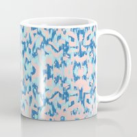watercolour Mugs featuring Watercolour by requetetrend