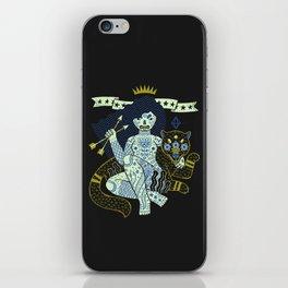 Perilous Queen iPhone Skin