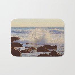 Crashing Shore Bath Mat