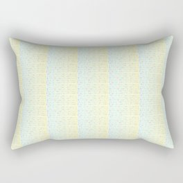 Alphabet 7 -letter,child,language,Abecedarium,abc,abcdefg, symbols,,script,write,writing Rectangular Pillow