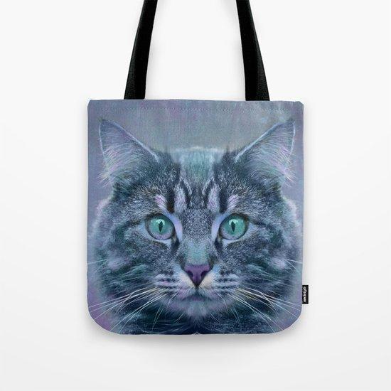 I'm just a cat Tote Bag