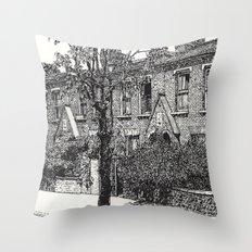 BATTERSEA PARK Throw Pillow