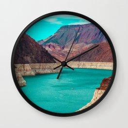 The Dam Wall Clock