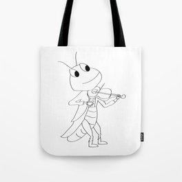 Ek Tote Bag