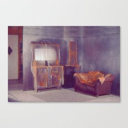 The Waiting Room Canvas Print