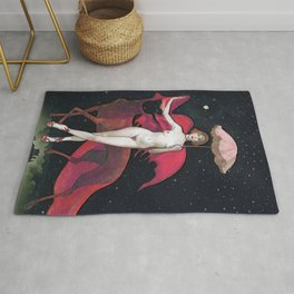 Creature of the Night Rug