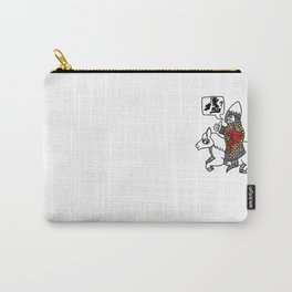 Norman Knight Carry-All Pouch