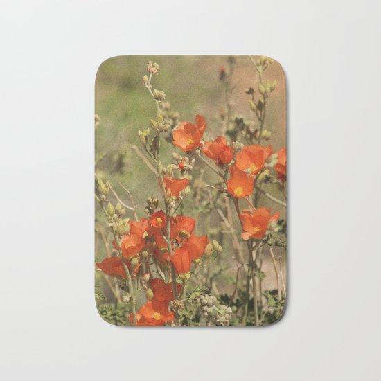 Desert Wildflower - 4 Bath Mat