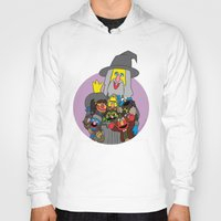 elmo Hoodies featuring Can you tell me how to get to Erebor? by Mhyin
