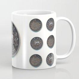 5000 Dinars Coffee Mug