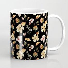 WATERCOLOR FLORAL Coffee Mug
