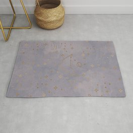 Baby Capricorn - The Baby Zodiac Collection Rug