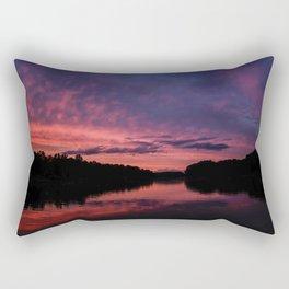 South Carolina Sunset Rectangular Pillow