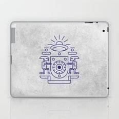 UFO Watchers Laptop & iPad Skin