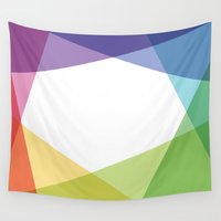 fig Wall Tapestries featuring Fig. 004 by Maps of Imaginary Places